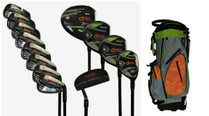 How Many Golf Clubs Are in a Set