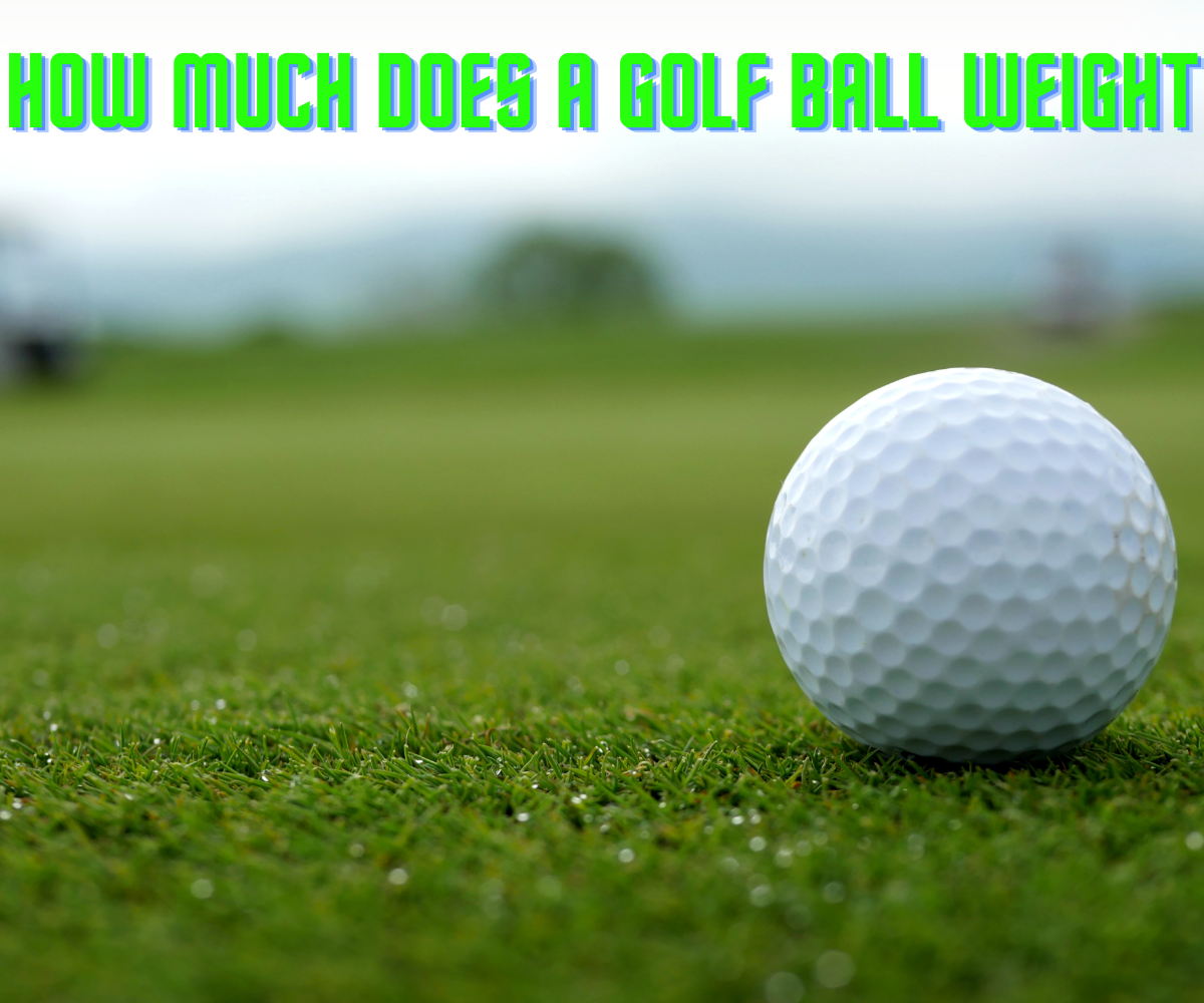 How Much Does A Golf Ball Weight