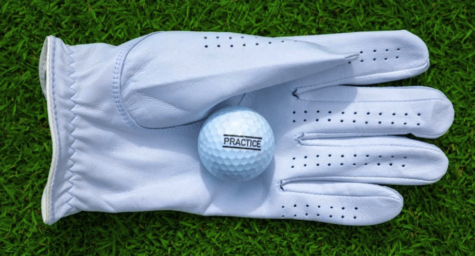 how to clean golf gloves
