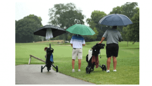 what is a golf umbrella