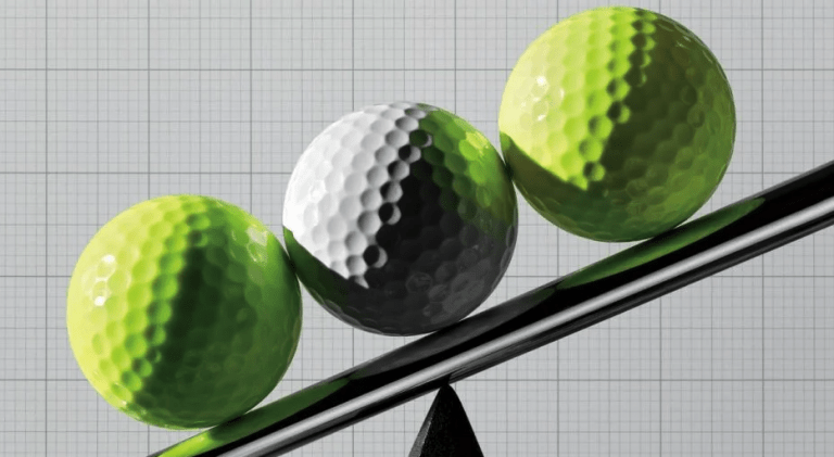 How Big Is A Golf Ball? Ultimate Information