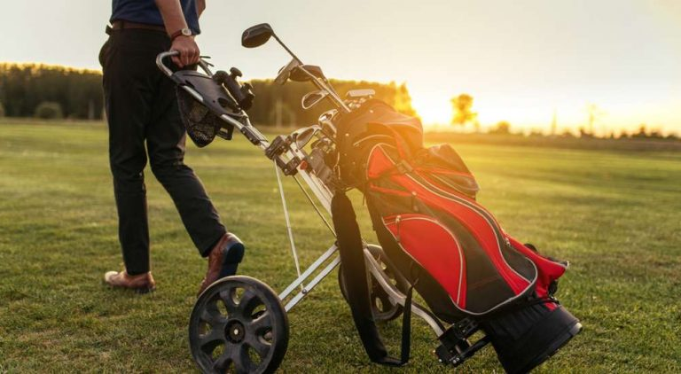10 Best Golf Bags for Push Carts – Unbiased Reviews